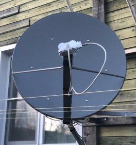 Оборудование спутникового интернета