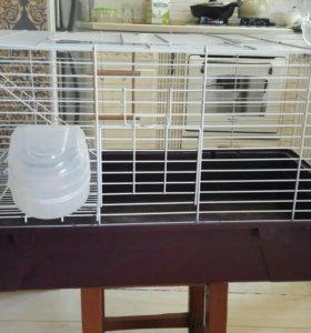 Клетка для животных (использовали для попугая)