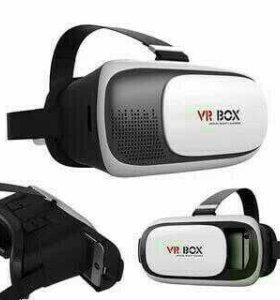 3D очки виртуальной реальности для телефона