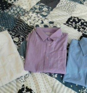 Рубашки на рост 140