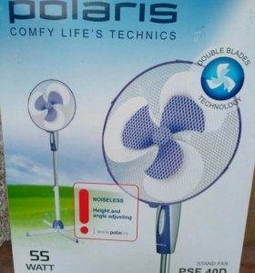 Новый вентилятор!!!