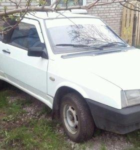 ВАЗ (Lada) 2108, 1998