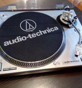 Проигрыватель винила Audio-Technica АP-LP 120 USB