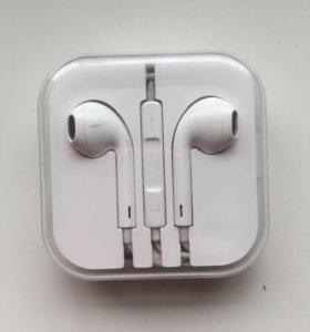 Оригинальные EarPods Наушники