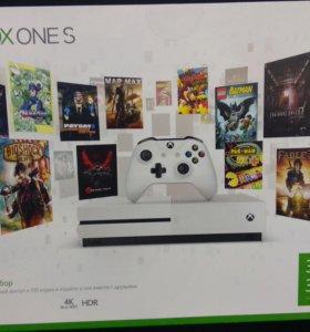 Игровая приставка Microsoft Xbox One S (РСТ)