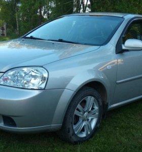 Chevrolet Lacetti, 2009