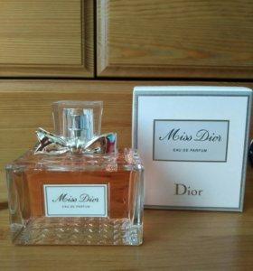 Miss Dior eau de parfum, 100ml