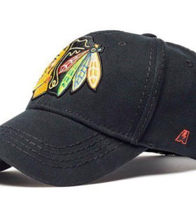 Бейсболка  с символикой клуба NHL