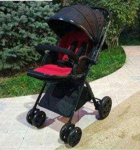 Прогулочная коляска с 0 до 3 лет, новая в наличии