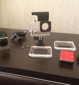 экшин камера gopro hero3+ silver edition