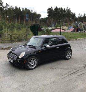 Mini Cooper, 2002