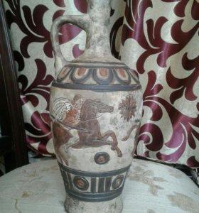 Старинный кувшин,ваза.