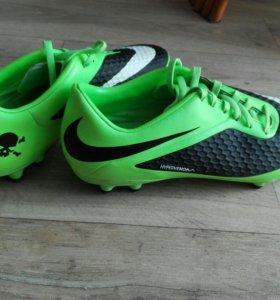 Бутсы Nike 43 размер