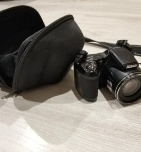 Фотоаппарат, зуммер.
