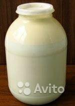 Домашние молоко творог