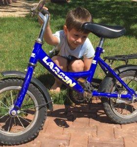 Велосипед до 5 лет