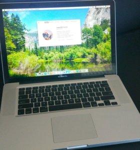 "Apple Macbook Pro 15"" late 2011/i7 2.5 GHz/8Gb/500"