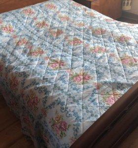Покрывала на двуспальную кровать
