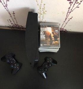 Playstation 3 Slim.