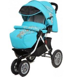 Capella s 901 air aqua сибирь коляска прогулочная