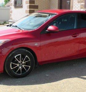 Mazda 3, 2009