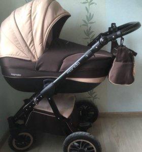 Коляска Expander 3в1+прогулочна коляска в подарок