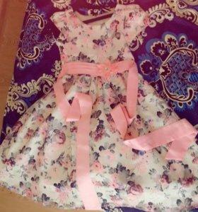 Платье (для подростка)