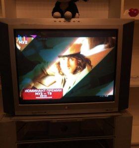 Телевизор+тумба