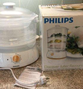 Пароварка Philips HD9120 (новая)