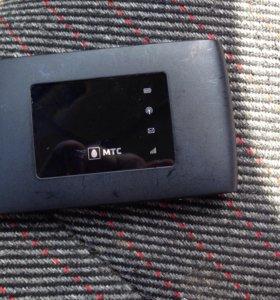 4G портативный роутер МТС