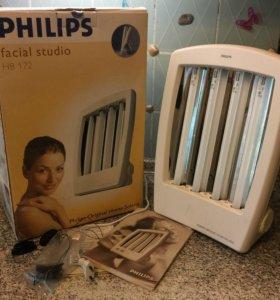 Солярий для лица Philips HB 172 (новая)