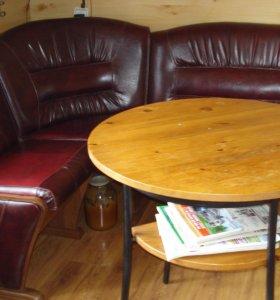 Кухонный угловой диван