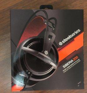 SteelSeries SIBERIA200