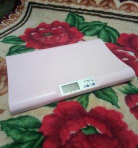 Детские весы до 18 кг