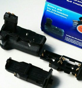 Батарейный блок Canon 550D, 600D, 650D, 700D