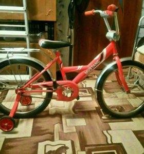 Детский велосипед, диаметр колес 20