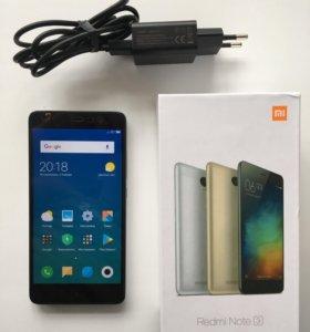 Телефон Redmi Note 3 PRO SE