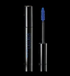 Синяя тушь для ресниц УЛЬТРАдлина (Аквамарин)
