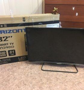 Телевизор 32 дюйма на гарантии