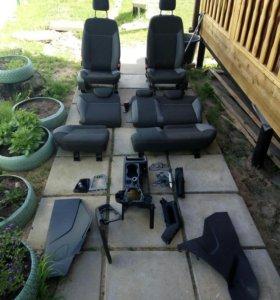 Продам обменяю сидения фокус 3