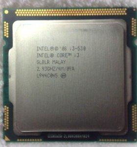 Продаю материнскую плату 1156+ процессор i3