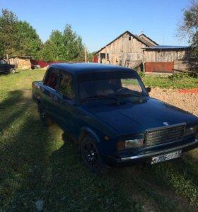 ВАЗ (Lada) 2107, 2001