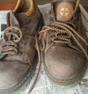 Мужские ботинки 42 размер