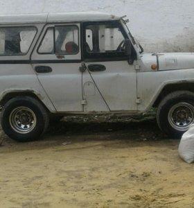УАЗ 3151, 1999