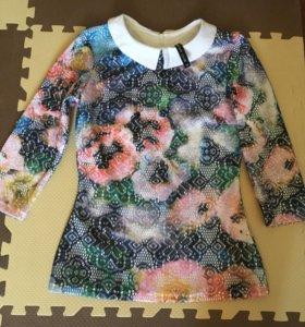 Кофта (блузка) женская размер 40 XS