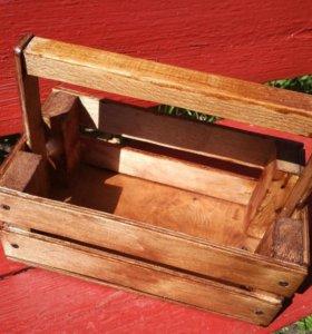 Ящик для композиции