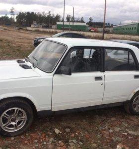 ВАЗ (Lada) 2107, 2004