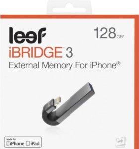 Leef ibridge 3 128gb !!! Распечатывал для проверки