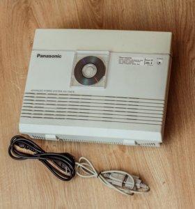 мини-атс Panasonic KX-TA616 (бу)