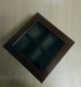 Коробка для Чайных Пакетиков.